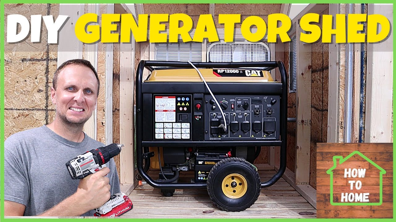 a generator exhaust extension kit
