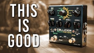 All you need! Source Audio Collider Delay and Reverb Review