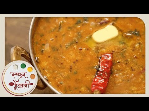 Dal Fry With Tadka | Homemade Punjabi Dal | Indian Recipe By Archana In Marathi
