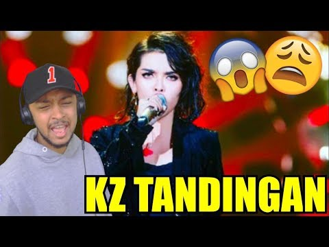 """SHES THE BEST !! KZ TANDINGAN """"ROLLING IN THE DEEP"""" CHINA SINGER 2018 REACTION"""