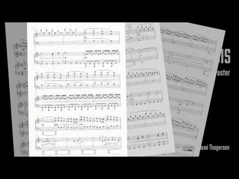 Murray Gold: Amy in the TARDIS (from Doctor Who - arrangement for 2 pianos)