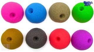 Aprender Arena Cinética de Color|Aprender color|Color con Arena Cinética|Arena Cinética