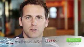 AIDA Reise TV - Traumziele ganz nah: Unbegrenzte Möglichkeiten in Nordamerika