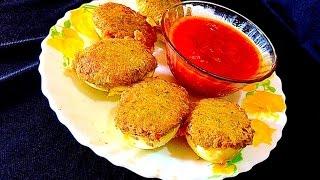 Egg Chutney Kebab / Mutta Chammmanthi Kebab Snack / Ifatr / Nombuthura Dish for Ramadan