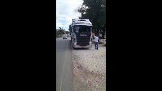 CHEGADA E SAIDA NO GUINCHO MARANATA UBA MG. ISSO N TEM PREÇO