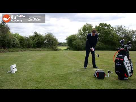 Shallower Swing for Longer Drives – HDiD Golf Academy