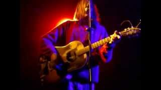 The Lemonheads - No Backbone (acoustic) - live @ Manchester Academy 2 - 13th September 2009