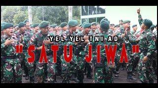Gambar cover LIRIK YEL YEL TNI SATU JIWA 2019
