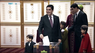 The Newsmakers: Democracy in Turkmenistan?