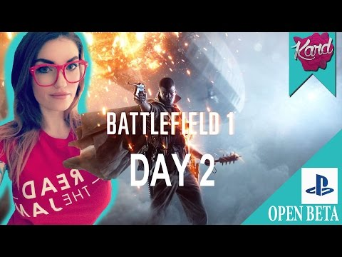 kardplays | Battlefield 1 | PS4 | Playing with subs