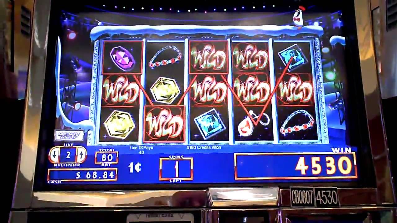 Lucky Penny Penguin Slot Machine