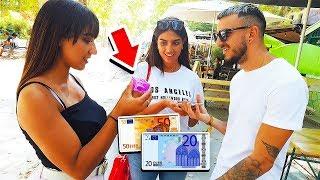 JE DONNE 200000 EUROS À CELUI QUI RÉUSSIT !