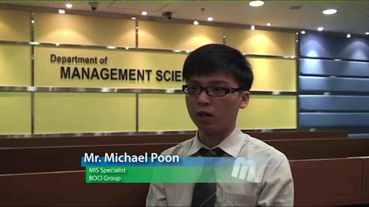 Michael Poon Mis Specialist 2011 Graduate Youtube