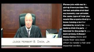 Juror Responsibilities Regarding the Internet and Social Media