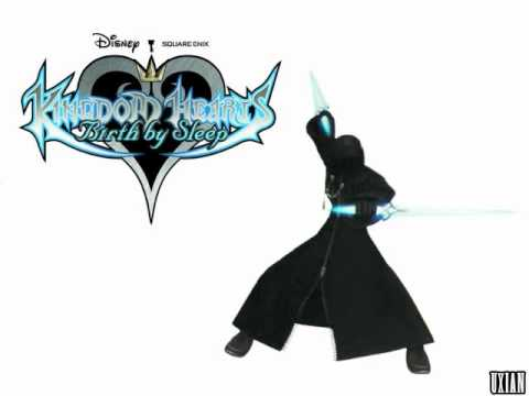 Kingdom Hearts Music- Dark Impetus(Mysterious Figure Battle Theme) [Extended]