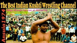Gaurav Machiwada vs Birju Pahlwan Delhi - Dangal of Baldwara, Himachal