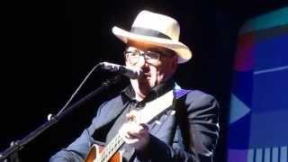 """Little Triggers"" - Elvis Costello  (Southend-on-Sea, 4 June 2015)"