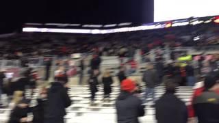Watch Ohio Stadium React To Michigan State Win