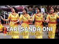 Tari Sanda Oni - Tarian Toraja