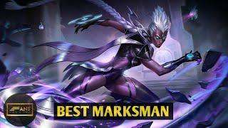 5 HERO MARKSMAN TERBAIK MOBILE LEGENDS SEJAUH INI!!