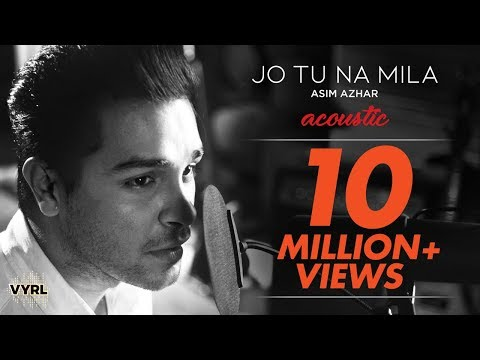 Jo Tu Na Mila - Acoustic Version | Asim Azhar