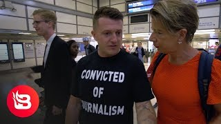 Tommy Robinson: 'Britain Has Fallen' the U.S. is Next I America with Eric Bolling