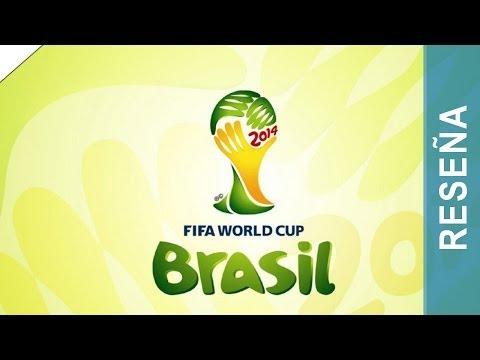 Reseña - FIFA World Cup Brazil 2014