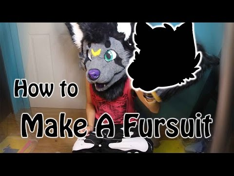 How To Make A Fursuit | BoltMutt