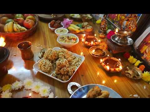 Karthigai Deepam Special Pooja Thiruvannamalai Maha Deepam & Bharani Deepam agal vilakku Neivedhiyam