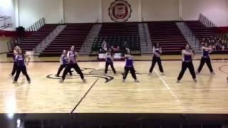 Pilots Dance Team Hip Hop Division - 3/15/14