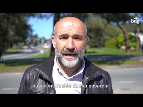 Néstor Rego reclama partidas orzamentarias para as melloras da seguridade viaria na N-VI en Bergondo