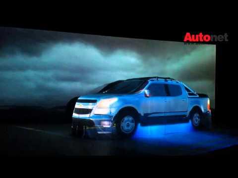 GM Việt Nam ra mắt mẫu xe bán tải Chevrolet Colorado
