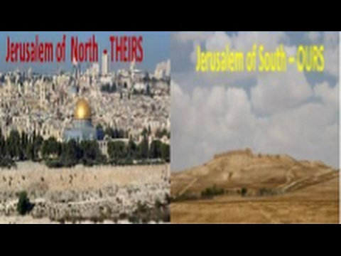 Israelites & Gentiles: They Come In Pairs 2: Egypt, Assyria, & Israel Covenant; &  2 Jerusalems