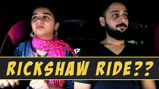 Types of Rickshaw Passengers | MostlySane