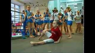 В Самаре стартовало первенство ПФО по самому зрелищному виду спорта - синхронному плаванию