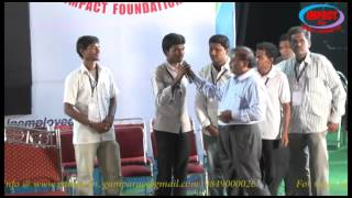 HOW TO OVERCOME PHOBIAS ? by Dr TS RAO at IMPACT 2013 (TELUGU speech)