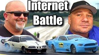 Download Video Street Outlaws: Chuck -vs- Ken Jo Internet Battle MP3 3GP MP4