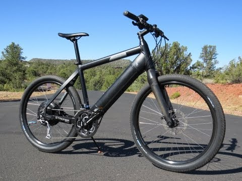 Stromer ST1 Platinum Electric Bike in for Review | Electric Bike Report