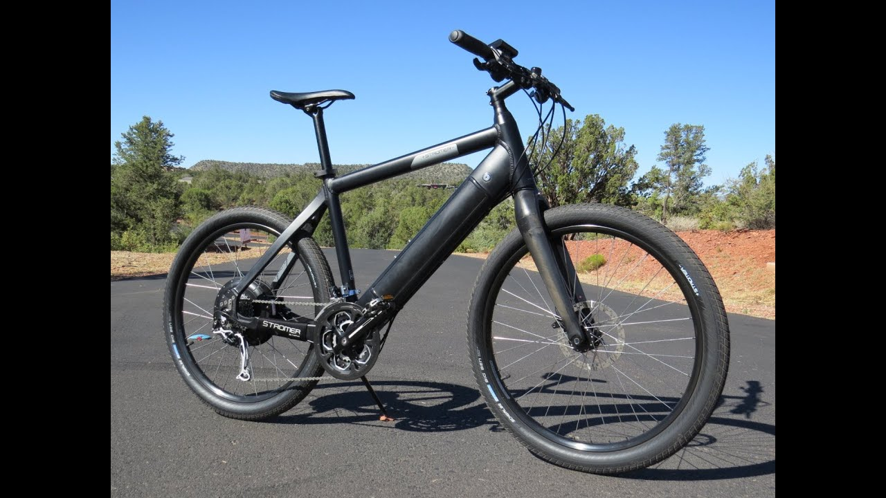 1ef00c6bb02 Stromer ST1 Platinum Electric Bike in for Review | Electric Bike Report
