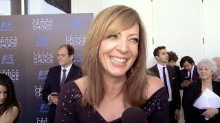 Allison Janney! Eden Sher! Critics