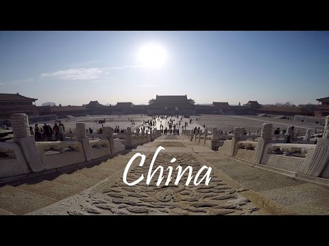 GoPro: Beijing, China - Peking University Summer Programme