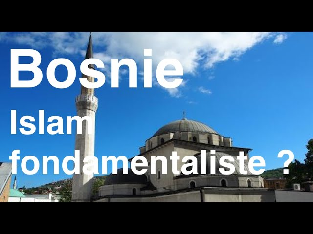 L'Islan en Bosnie-Herzégovine