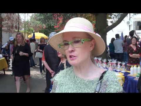 Mrs Aleksandra Keserovic, Principal of the British International School in Belgrade