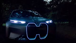 BMW iNEXT - The Design Of The Lights