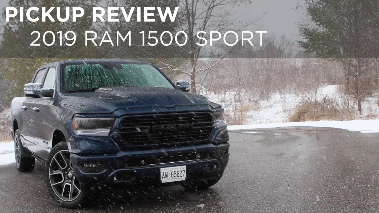 Pickup Review: 2019 Ram 1500 | Driving