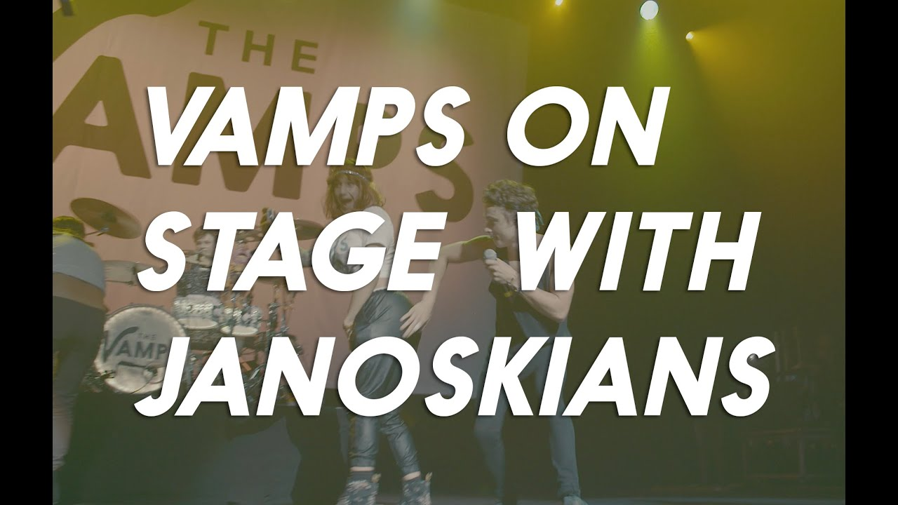 Girls On TV Live in Los Angeles Featuring The Janoskians