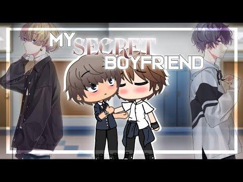 My Secret Boyfriend | Gay Love Story | Gacha Life Mini Movie| GLMM