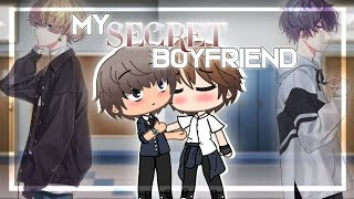 My Secret Boyfriend | Gay Love Story | Gacha Life Mini Movie| GLMM