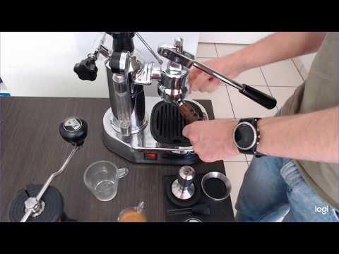 Comment Utiliser Une Machine à Café La Pavoni
