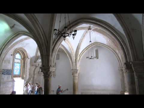 Room of the Last Supper (Cenacle, the upper chamber), Mount Zion. The world's first church